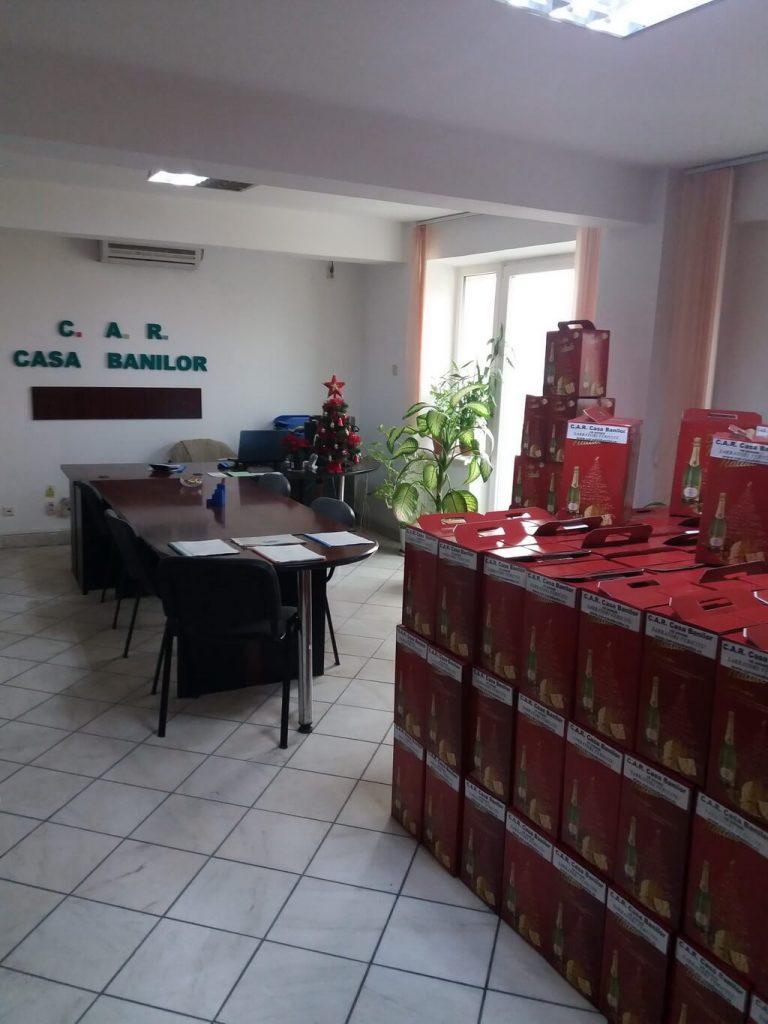Cadouri Craciun 2016 CAR Casa-Banilor Craiova
