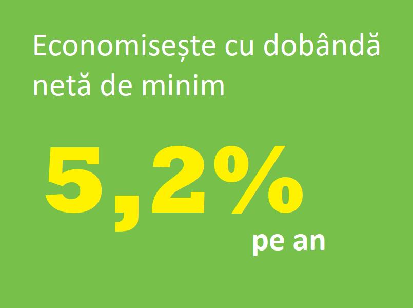CAR Casa Banilor - Economiseste cu dobanda de 5,2% pe an